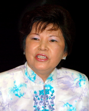 YB. Dato  Sri Dr. Ng Yen Yen - Tanglung Gergasi Tarikan Utama Pesta Pelancongan Tanglung 1Malaysia