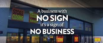 sb - The Power of Signage