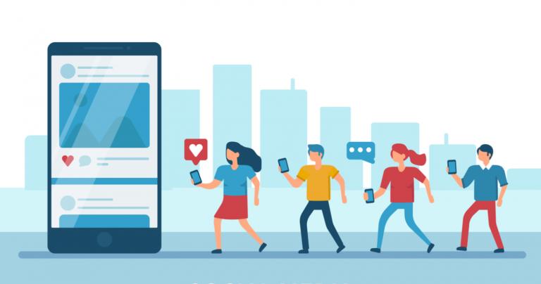 Social Media Taking Over The Internet